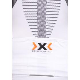 X-Bionic The Trick Biking Shirt SS Full-Zip Herren white/black